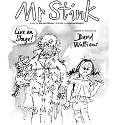 The Mr Stink Colouring In